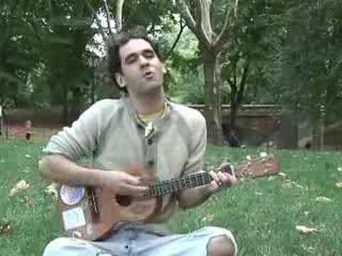 Jon Braman - Planetary Dream (MNN midnight ukulele disco)