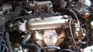 ДВС (Двигатель) в сборе Honda Accord Артикул 50789776 - Видео