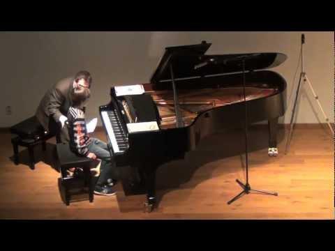Flamenco, William Gillock Stef Westhovens, piano, HQ/1080p HD