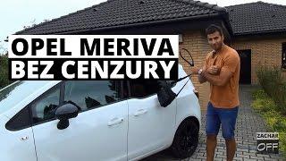 Opel Meriva - BEZ CENZURY - Zachar OFF