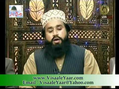 URDU NAAT( Mar Key Apni Hi)KHALID HASNIAN IN NOOR TV.BY Naat E Habib