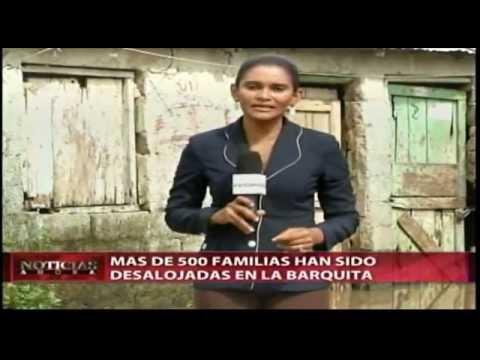 Más de 500 familias han sido desalojadas en…