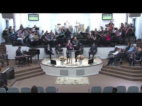 Orquestra Sinfônica Celebração - Quão grande é o meu Deus - 11 02 2018
