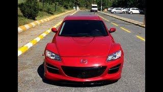 Mazda RX-8 Motor revizyon