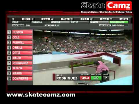Street League Skateboarding: Kansas City - Qualifying BIG SECTION