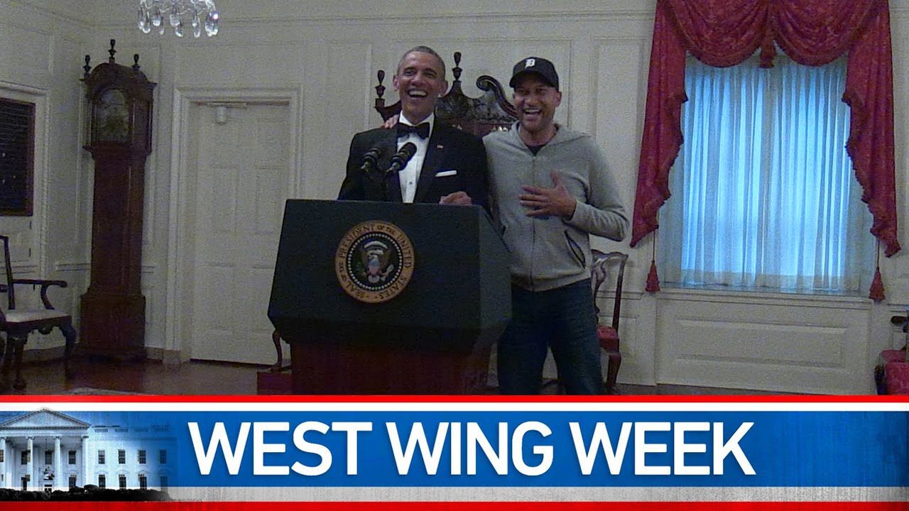 "West Wing Week: 05/01/2015 or, ""I Think That Works!"""