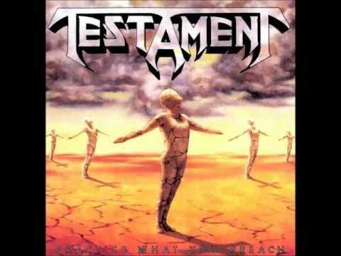 Testament - Practice What You Preach (Full Album) (HD 1080p)