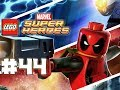LEGO Marvel Superheroes - LEGO BRICK ADVENTURES - Part 44- Rescue! (HD Gameplay Walkthrough)