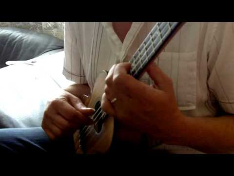 classical picking pattern exercises (lesson/tutorial) for ukulele