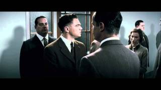 J Edgar Movie CLIP - The New Bureau (2011) HD