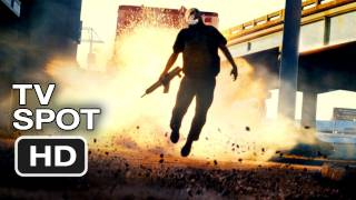 Contraband TV SPOT - Professionals - Mark Wahlberg Movie (2012) HD