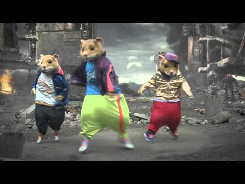 Kia Hamster Commercial 2012 - Share Some Soul