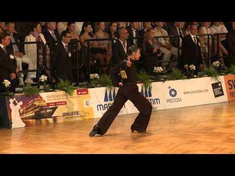 2011 WDSF Grand Slam Latin Stuttgart Semi-Final