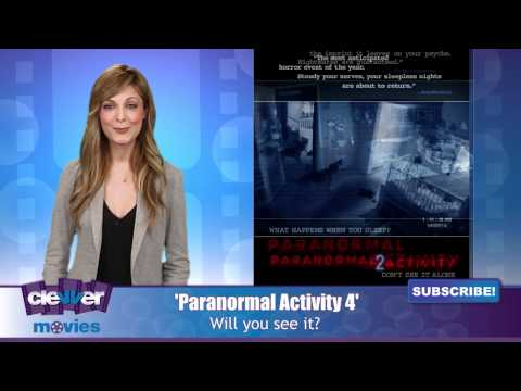 -Paranormal Activity 4- Expected Next Year