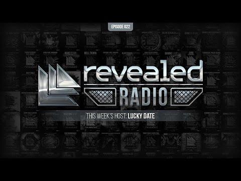 Revealed Radio 022 - Hosted by Lucky Date - UCnhHe0_bk_1_0So41vsZvWw