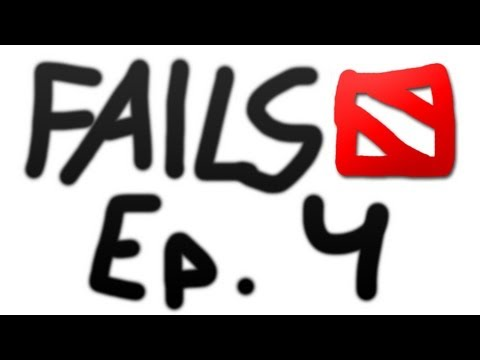 Dota 2 Fails of the Week - Ep. 4