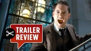 Instant Trailer Review - The Great Gatsby NEW TRAILER (2012) Leonardo DiCaprio Movie HD