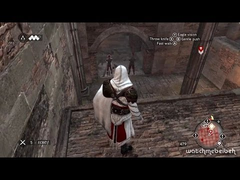 Assassin's Creed Brotherhood - Playthrough Part 13