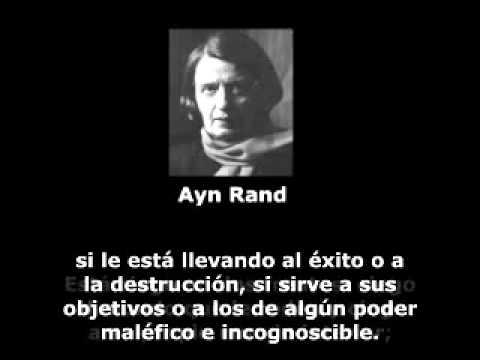Ayn Rand sobre el subconsciente y los medios de conocimiento