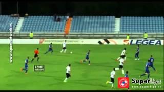 Super liga 2015/16: 1.Kolo: Jagodina - Mladost 0:3 (0:2)