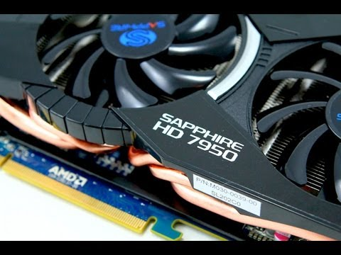 Sapphire AMD HD 7950 OC Edition 3GB Video Card Review &amp; Benchmarks