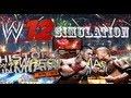 WWE Wrestlemania 28 WWE 12 Simulation