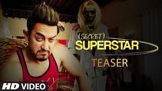 Secret Superstar | Teaser