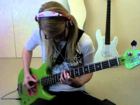 Snow (Hey Oh) By RHCP [ Bass Cover ]