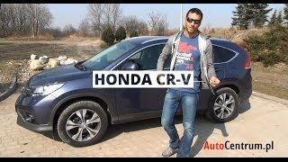 Honda CR-V 1.6 i-DTEC 120 KM, 2013 - test AutoCentrum.pl