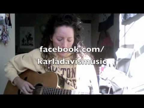 Sara Bareilles Gravity by Karla Davis