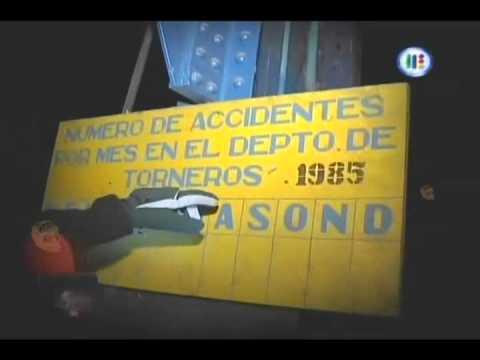 Extranormal La fundidora del Terror 1ra parte 30 enero 2011