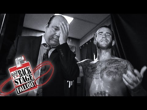 "Another Heyman misfire -- ""Backstage Fallout"" SmackDown - July 05, 2013"