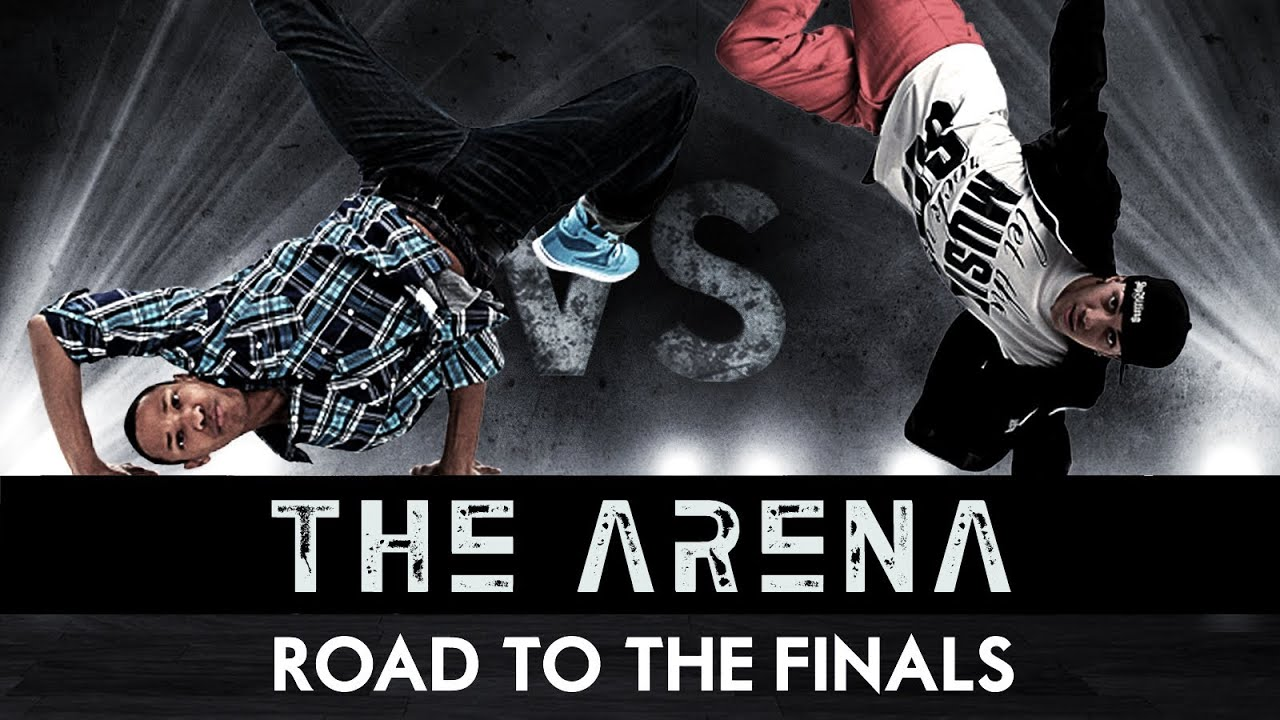 THE ARENA: Road to the Finals [DS2DIO]