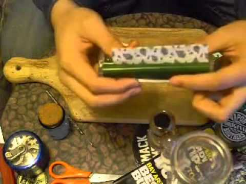 How To Roll: Vaporized Joint With Juicy Jay & Zen Blunt Roller!