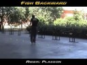 Fish backward - Slalom Tricks