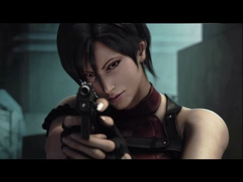 Ada Wong Cameo Scenes - Resident Evil: Operation Raccoon City