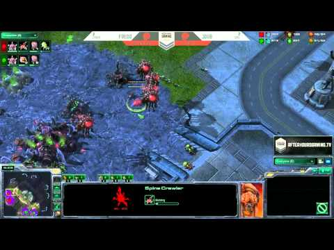 AHGL Zynga vs Epic Game 1 - Season 2 Week 2 - Starcraft 2