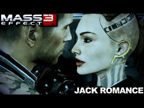 Mass Effect 3 - Jack's Romance Story