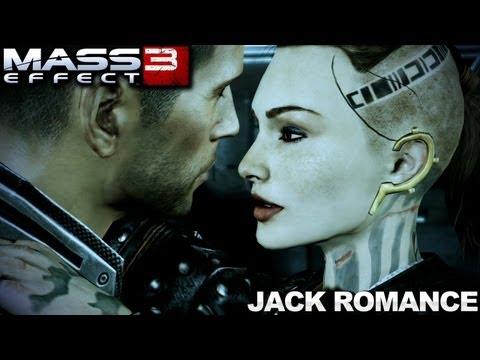 Mass Effect 3 - Jack's Romance Story