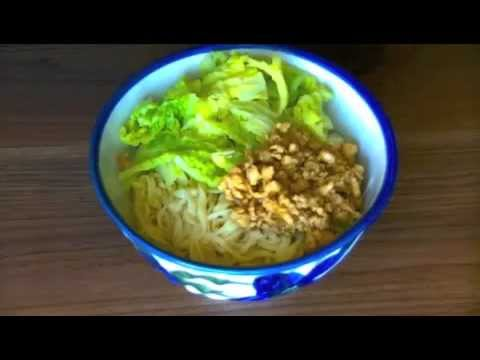Mie Ayam - Homemade Indonesian Noodle with Chicken Topping - Norma's Kitchen