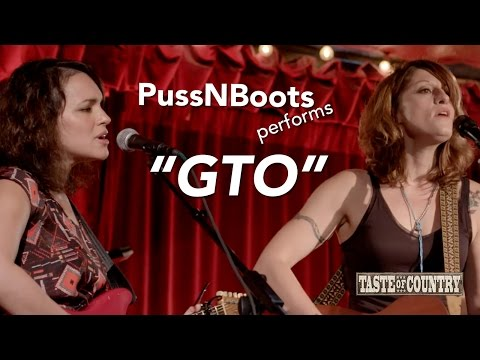 Puss n Boots Perform 'GTO' Live for Taste of Country