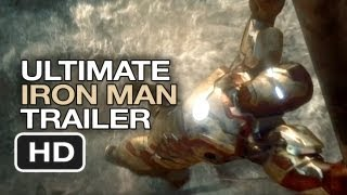Iron Man Ultimate Trilogy Trailer - Robert Downey Jr. Movie HD