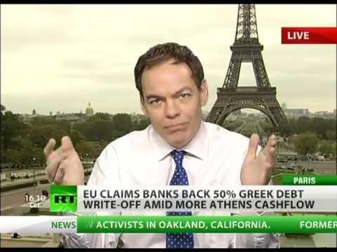 Max Keiser: Debt slash = debt hike, collapse guaranteed!