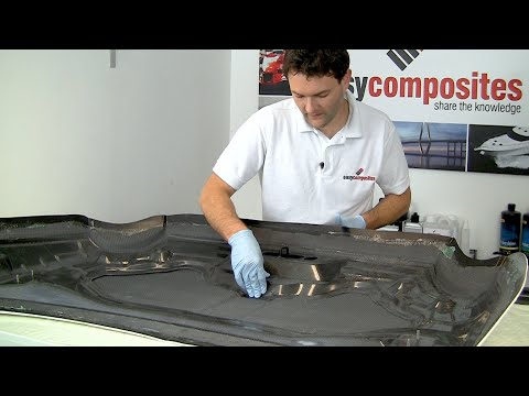 How to Make a Carbon Fiber Car Bonnet/Hood - Part 3/3
