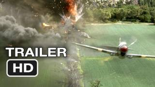 Red Tails Official Trailer - LucasArts (2011) HD