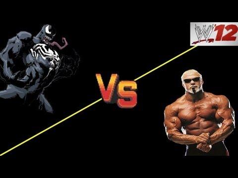 WWE 12: CAW ARENA - Venom VS Scott Steiner