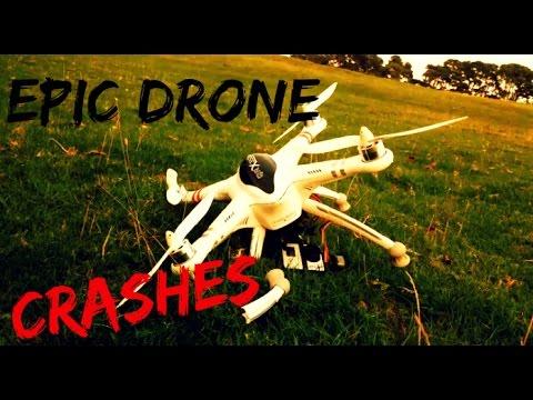 Extreme Drone Crashes - Compilation 2015 - UC9FmF7MZlsl3QCWtuCAnOeQ