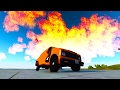 A CAR BOMB IN BEAMNG?! - BeamNG Drive H-Series Car Bomb Mod