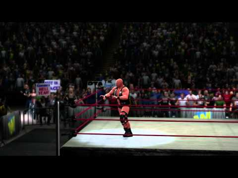 Stone Cold Steve Austin makes his entrance in WWE '13 (Official)