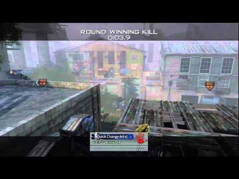 Sick Killcam on Underpants MW2